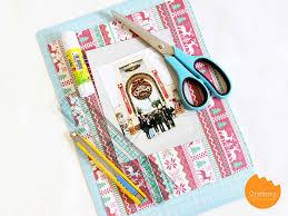 diy tutorial wrapping paper photo frame onelmon
