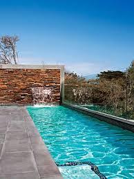 Exterior  The Most Garden Pool Yard Design Ideas Small Backyard Swimming Pool In Small Backyard