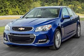 2016 Chevrolet SS Pricing - For Sale | Edmunds