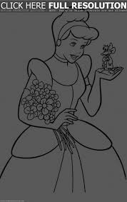 Small Picture adult coloring pages cinderella printable coloring pages