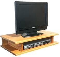 tv riser shelf riser riser shelf wood