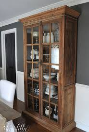 dining room china closet. for the last two and half years i have been on hunt a hutch our dining room. at one point gave up built some shelves but still room china closet