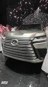 لكزس تكشف رسمياً عن LX 2022 في حفل عالمي أقيم في السعودية - سعودي شفت