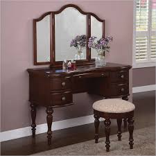 makeup vanity bedroom vanity sets with lighted mirror