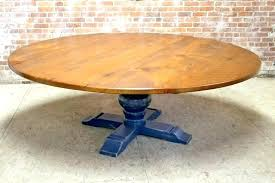 84 inch round dining table inch round table rustic dining tables by 84 inch round table