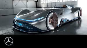 <b>Mercedes</b>-<b>Benz</b> Vision EQ <b>Silver</b> Arrow: Show car world premiere ...