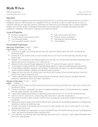 100 Warehouse Manager Resume Examples Pathology Collector