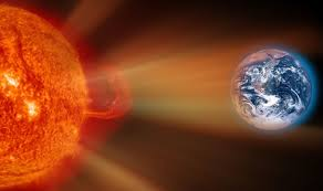 Solar storm to hit Earth in two days | Science | News | Express.co.uk