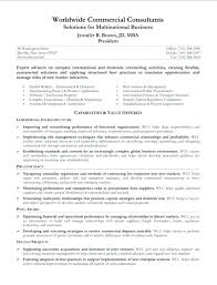 Resume Synopsis Examples Resume Summary Examples For Retail Awesome