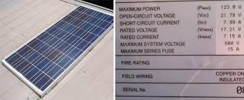 eartheasy blog our simple diy home solar power system solar panel