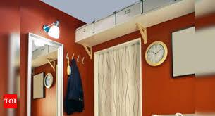 use wall clocks to enhance home decor