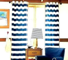 rugby stripe curtains orange curtain pottery barn navy white google search blackout fabric shower
