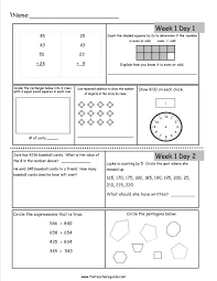Kids. worksheet for third grade: Math Worksheets Place Value Math ...