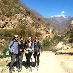 What to wear inca trail december