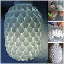 diy plastic spoon chandelier 1 jpg