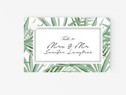 010 Template For Place Cards Ideas Flat Card