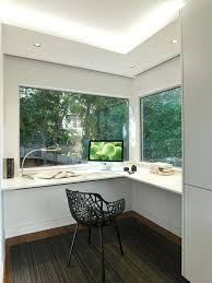 built in study furniture. Modern Home Office Furniture Uk Example Of A Mid Sized Minimalist Built In Desk Carpeted Study E
