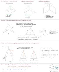 area of polygons worksheets surface area questions and area of polygons worksheets surface area questions and riddle solutions