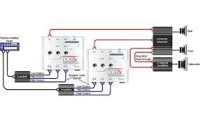 lc6i wiring diagram wiring diagram schematics Audio Control LC2i Installation at Lc2i Wiring Diagram
