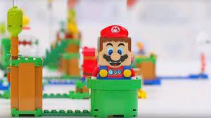 <b>LEGO Super</b> Mario: как создавался уникальный <b>конструктор</b> по ...