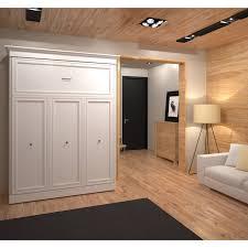 Electric Murphy Bed Bestar Versatile By Bestar 70 Queen Wall Bed White Walmartcom