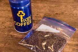 コーヒー 豆 保存