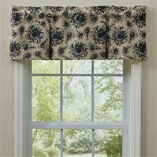 Park Designs Curtains And Valances Window Curtain Valance Sunflower Garden By Park Designs