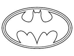 batman symbol coloring page. Wonderful Page Superman Logo Coloring Pages Fresh Batman Symbol Page On  Printable For   For Batman Symbol Coloring Page O