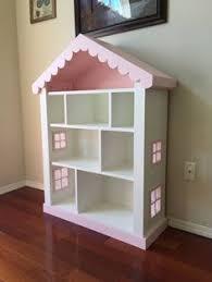 Dollhouse Bookcase, Kids Bookcase, Childs Bookshelf by NIMBLEWOODkids on  Etsy https://