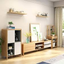 coffee table and tv stand set cabinet solid wood coffee table cabinet set simple small cabinet