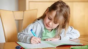 آموزش خط به کودکان | آموزش خط به کودکان و نکات خوش خط کردن کودکان