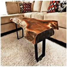 46 most ace round glass coffee table black coffee table tree trunk table base tree trunk