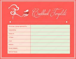 Online Cookbook Template Cookbook Template Create A Cookbook For Microsoft Word Dotxes