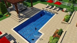 3d Swimming Pool Design Software You Wonu0027t Believe These 3 Wall And Fence Stage Tricks