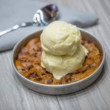 bj s restaurant brewhouse celebrates its famously misounced dessert with a free pizookie pro dance cheer