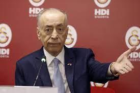Mustafa Cengiz: Galatasaray, Türkiye'de futbolun kıblesidir