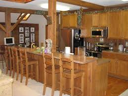 Kitchen And Bar Designs Rustic Kitchen Breakfast Bar Design Ideas Pictures Zillow Digs