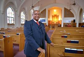 A permanent presence: Rev. Roland Forbes' 25 years at Ebenezer ...