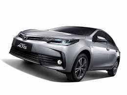 India-bound 2017 Toyota Corolla Altis launches in Thailand