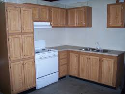 Single Wide Mobile Home Kitchen Remodel Mobile Home Kitchen Cabinets Home Interior Design Living Room
