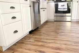 flooring gorgoeus vinyl pergo floor with kitchen cabinet drawers