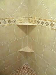 bathroom tiles border our own ceramic shower wall and floor tile border detail ideas for bathrooms