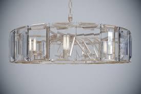 restoration hardware harlow crystal chandelier 3d model