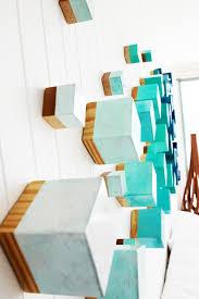 modern wall decor wood wall sculpture