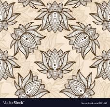 Lotus Pattern Custom Decoration