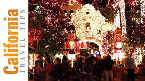 creative lighting displays riverside ca by light show mission inn festival of lights