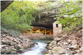 lost river cave is a place that is near and dear to our hearts because it is where we got married back in october of 2016 this place is literally a hidden