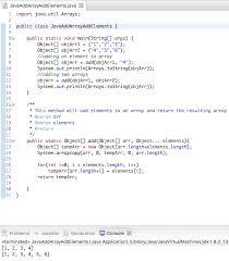 java array add elements journaldev
