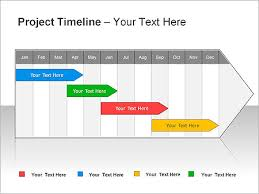 Timeline On Ppt Project Timeline Ppt Diagrams Chart