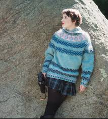 Icelandic Sweater Patterns New Design